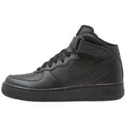 Nike Sportswear AIR FORCE 1 Tenisówki i Trampki wysokie noir