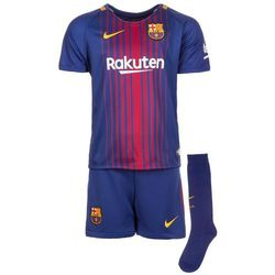 Nike Performance FC BARCELONA HOME SET Krótkie spodenki sportowe deep royal blue / university gold