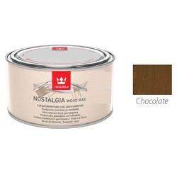 TIKKURILA NOSTALGIA WOOD WAX- wosk do drewna, chocolate, 0.225 l