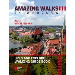 Amazing walks in Wrocław - Wysyłka od 3,99 - porównuj ceny z wysyłką (opr. skórzana)