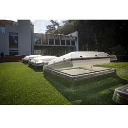 Okno do płaskiego dachu Fakro DMC-C P2 140x140