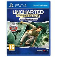 Gry na PlayStation 4, Uncharted Drake's Fortune (PS4)