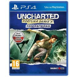 Uncharted Drake's Fortune (PS4)