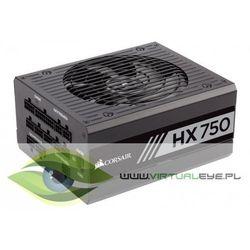 Corsair HX Series 750W 80 Plus Platinum 135mm fan modular PSU