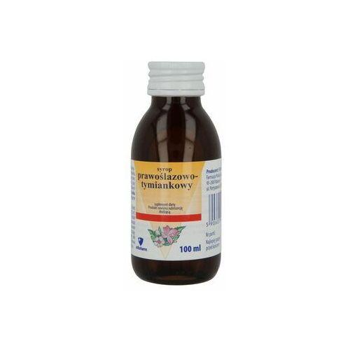 Leki na kaszel, Syrop Prawoślazowo-Tymiankowy syrop - 100 ml