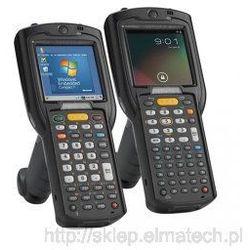 Zebra MC3200 Standard, 1D, BT, Wi-Fi, num., wyświetlacz, WEC 7