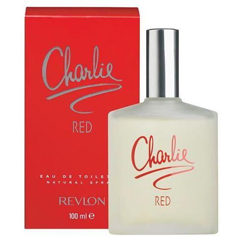 Wody toaletowe damskie, Charlie Red (woda toaletowa 100 ml)