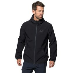 Kurtka softshellowa męska ESSENTIAL PEAK JKT MEN black - XXL