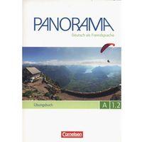 Książki do nauki języka, Panorama A 1.2 Ubungsbuch - Finster Andrea, Jin Friederike, Paar-Grunbichler Verena (opr. miękka)