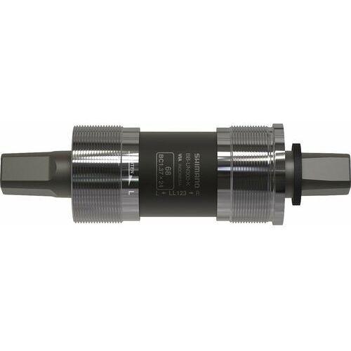 Korby i suporty, Oś mechanizmu korbowego Shimano BB-UN300 68/122,5 mm, BSA, kwadrat
