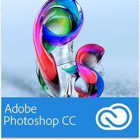 Programy graficzne i CAD, Adobe Photoshop CC ENG Multi European Languages Win/Mac - Subskrypcja (12 m-ce)