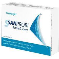 Witaminy i minerały, SANPROBI Active&Sport 40 kapsułek