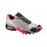Damskie obuwie sportowe, Nowe buty Salomon SPEEDCROSS 4 CS W Shadow Peach Nectar, rozmiar 36/22cm