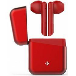 MyKronoz słuchawki ZeBuds Premium Red
