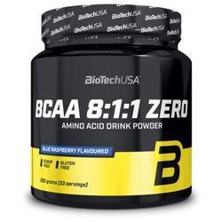 BioTech BCAA 8:1:1 Zero - 250g (33 porcje) - Cola