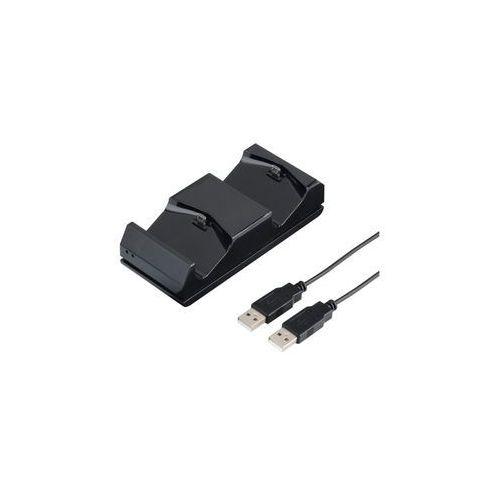 Akcesoria do PlayStation 4, Hama stacja ładująca dual ESS. do kontrolerów Sony PS4