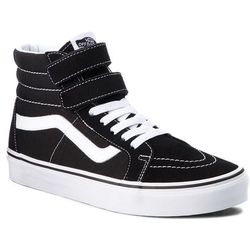 Sneakersy VANS - SK8-Hi Reissue V VN0A3MV66BT Black/True White