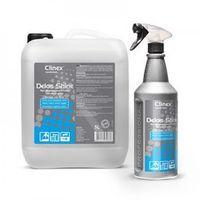 Płyny do czyszczenia mebli, CLINEX DELOS SHINE 1L -Płyn do pielęgnacji mebli (pozostawia połysk)