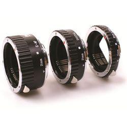 Phottix Zestaw 3 pierścieni makro AF Canon