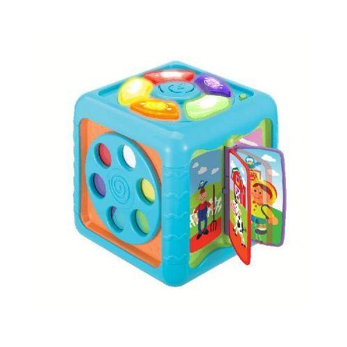 Pozostałe zabawki dla najmłodszych, Kostka edukacyjna