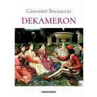 Literatura młodzieżowa, DEKAMERON - Giovanni Boccaccio (opr. miękka)