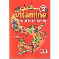 Książki do nauki języka, Vitamine 2 Podręcznik (opr. miękka)