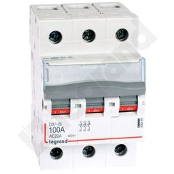 Rozłącznik modułowy Legrand 100A 3P FR303 004354/406469