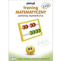 Matematyka, Trening Matematyczny Pokonaj Dyskalkulię (Płyta Dvd) (opr. kartonowa)
