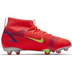 Buty piłkarskie Nike Mercurial Superfly 8 Academy FG/MG Junior CV1127 600