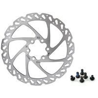 Tarcze hamulcowe do rowerów, Tarcza hamulcowa HAYES V6 srebrny / Rozmiar: 160 mm