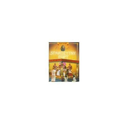 Książki dla dzieci, Starożytny Egipt. Rozkładanki (opr. twarda)