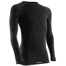 Koszulka junior długi rękaw Tervel COM 5003 rozm. 145-160 - Black