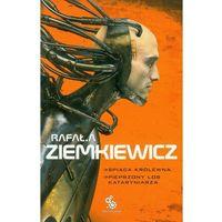 Książki fantasy i science fiction, ŚPIĄCA KRÓLEWNA. PIEPRZONY LOS KATARYNIARZA BR/FABRYKA SŁÓW (opr. miękka)