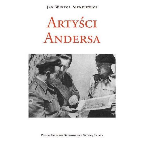 E-booki, Artyści Andersa. Continuità e novità - Jan Wiktor Sienkiewicz (PDF)