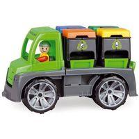 Jeżdżące dla dzieci, Pojazd truxx recycling w pudełku