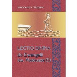 Lectio Divina Do Ewangelii Mateusza (opr. miękka)