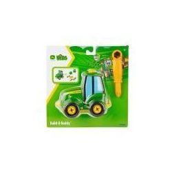 John deere zbuduj mini traktorek johnny tomy