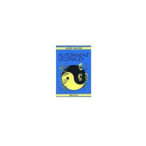 Książki medyczne, Automasaż leczniczy (opr. miękka)