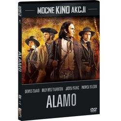 ALAMO (DVD) MOCNE KINO AKCJI