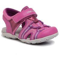 Sandały dziecięce, Sandały GEOX - B Sand Roxanne B B02D9B 0BCEW C8230 S Fuchsia/Pink