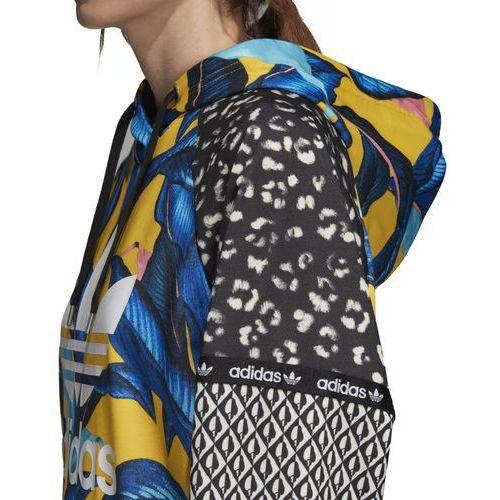 Bluzy damskie, Bluza z kapturem adidas Trefoil DH3058