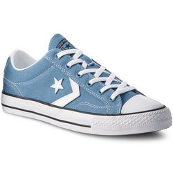 Trampki CONVERSE - Star Player Ox 160556C Aegean Storm/White/Black