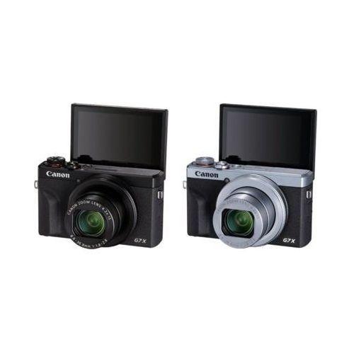 Aparaty kompaktowe, Canon PowerShot G7 X Mark III