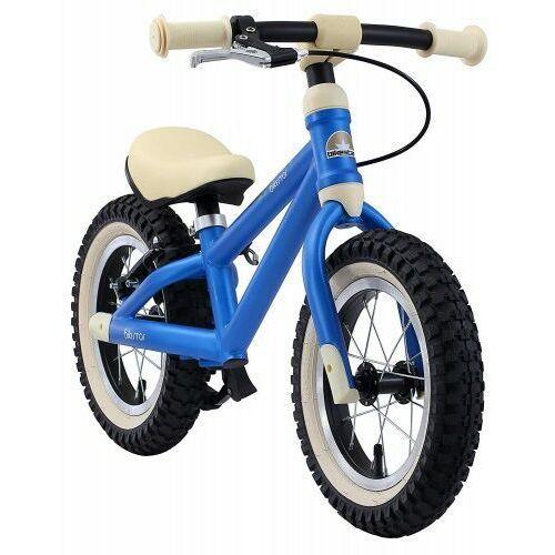 """Rowerki biegowe, rowerek biegowy MTB 12"""" BIKE STAR GERMANY niebieski"""