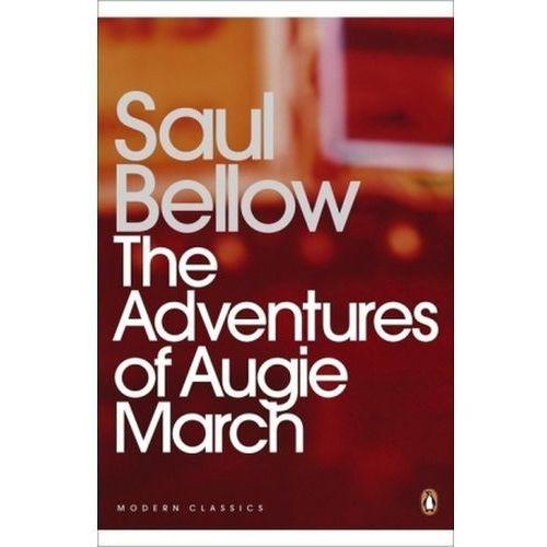 Książki do nauki języka, Adventures of Augie March (opr. miękka)