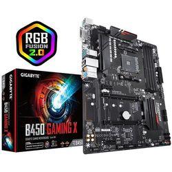 Płyta główna Gigabyte B450 Gaming X DDR4 DIMM AM4 ATX CrossFire RAID SATA- natychmiastowa wysyłka, ponad 4000 punktów odbioru!