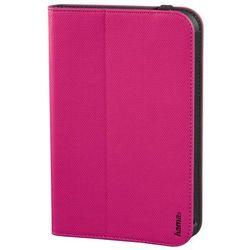 Etui HAMA Weave Samsung Galaxy Tab4 10.1 Różowy