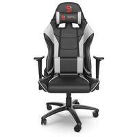 Fotele dla graczy, Fotel SPC GEAR SR300 V2 Biały