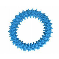 Ring gryzak kauczukowy S - blue