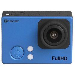 Kamera sportowa TRACER Slim FHD Adventure 2030 Niebieski + Zamów z DOSTAWĄ JUTRO! + DARMOWY TRANSPORT!
